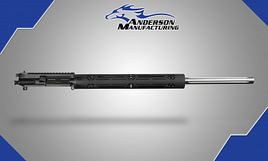 "Аппер Anderson 24"" Stainless Complete Upper"