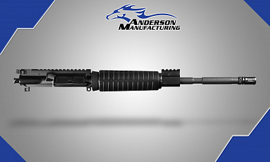 "Аппер 16"" AOR Complete Upper with High Rise Gas Block"